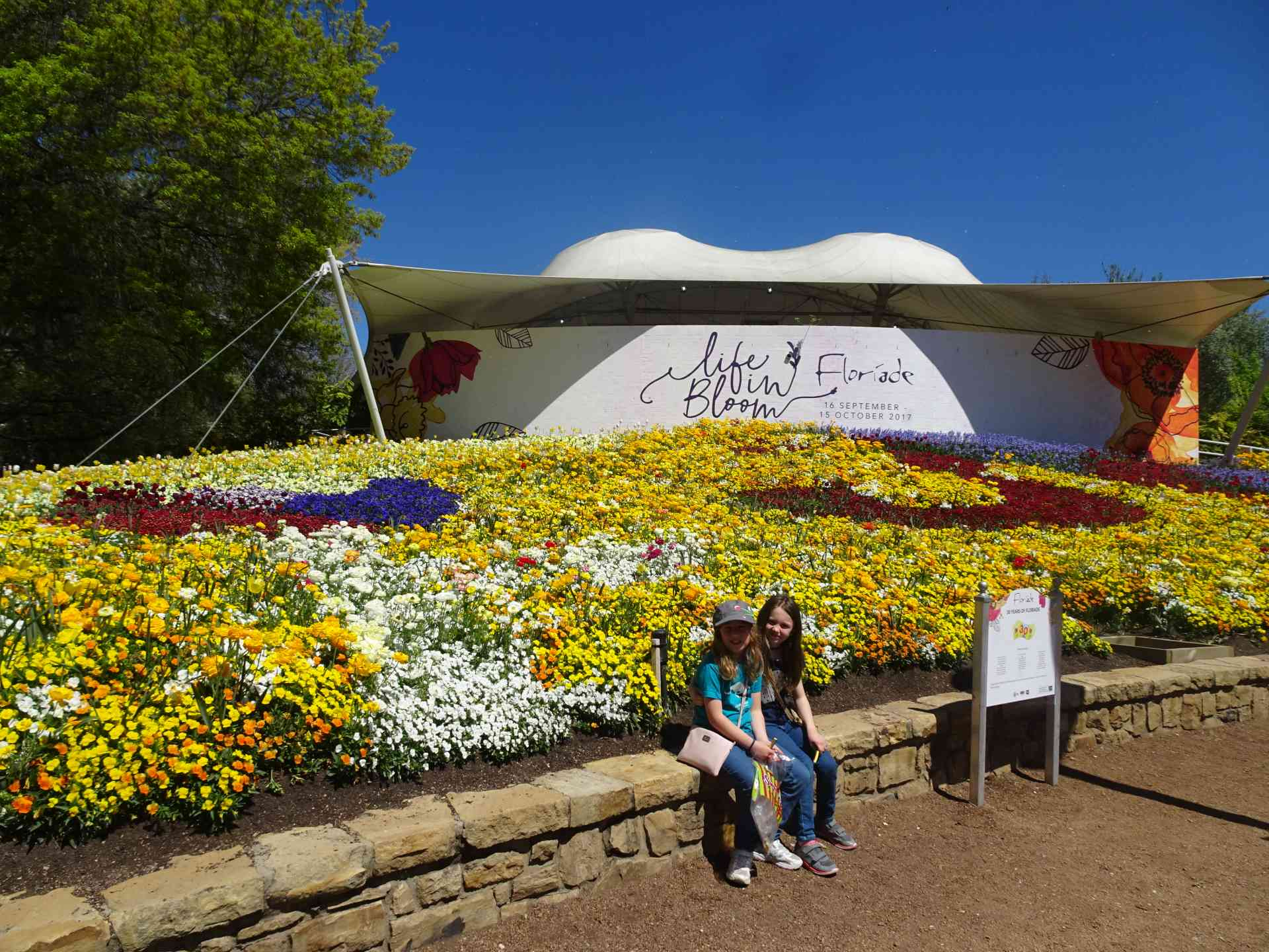 Floriade Festival, Canberra by Glenis Solly