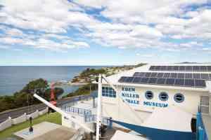 Killer Whale Museum, Eden by Destination NSW