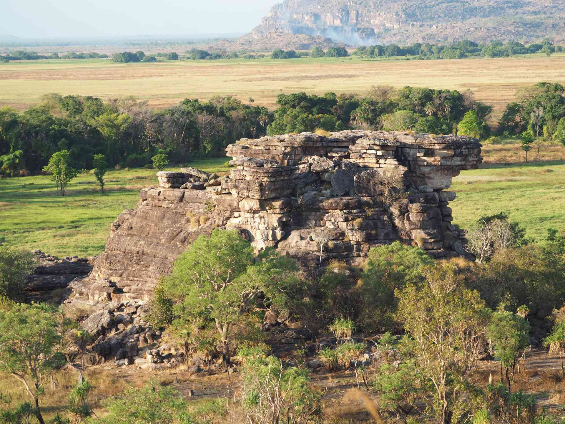 Views on the Ubirr walk, Kakadu, Northern Territory by Annelieke Huijgens