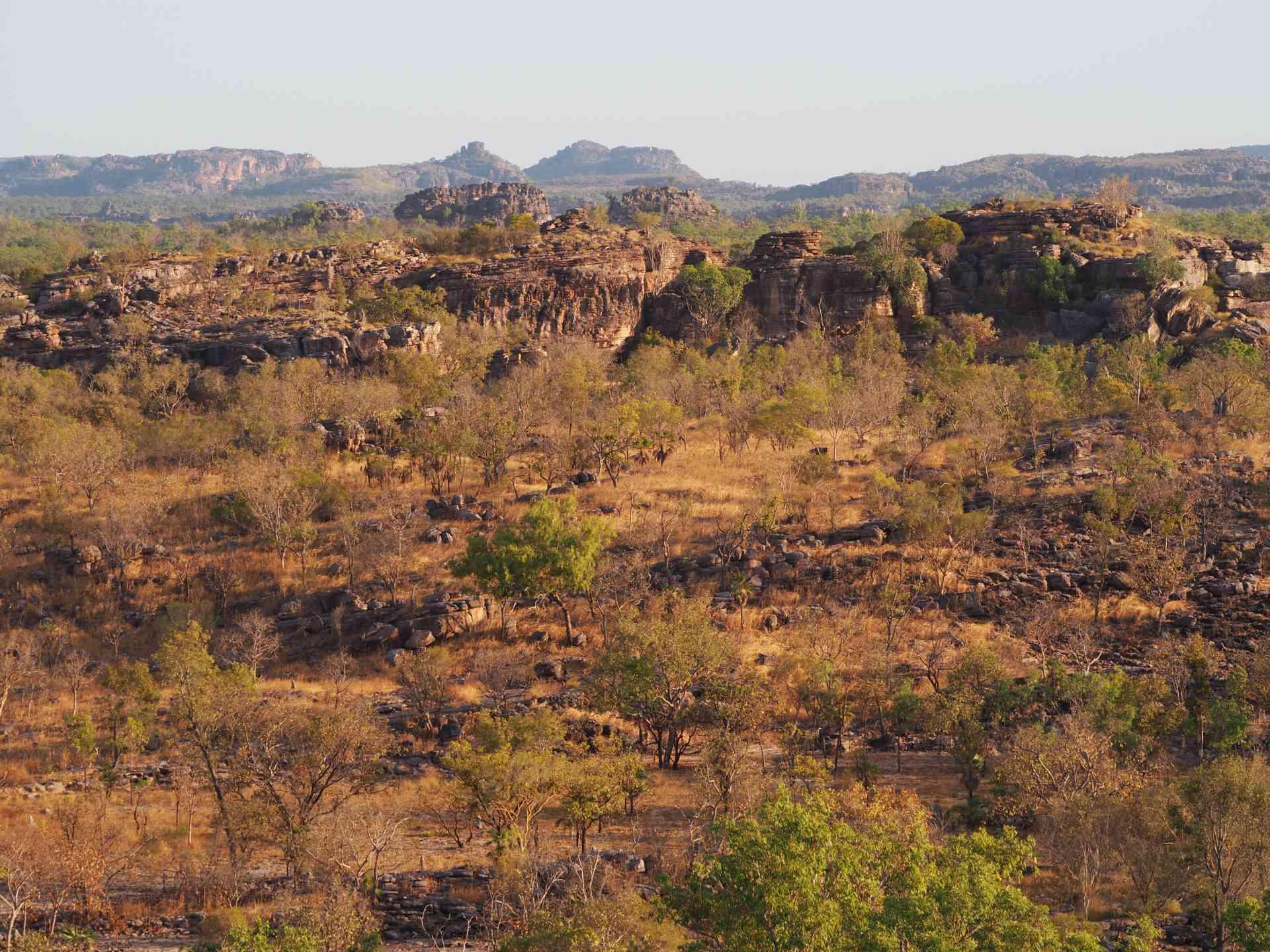 Ubirr walk, Kakadu, Northern Territory by Annelieke Huijgens