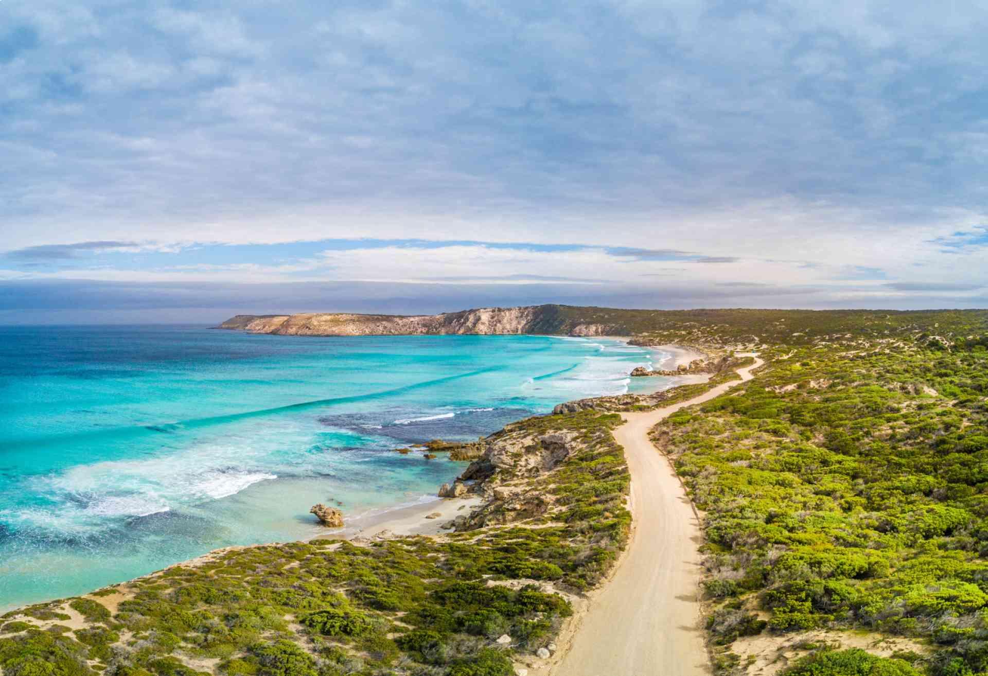 Pennington Bay, Kangaroo Island by Isaac Forman, South Australian Tourism Commission