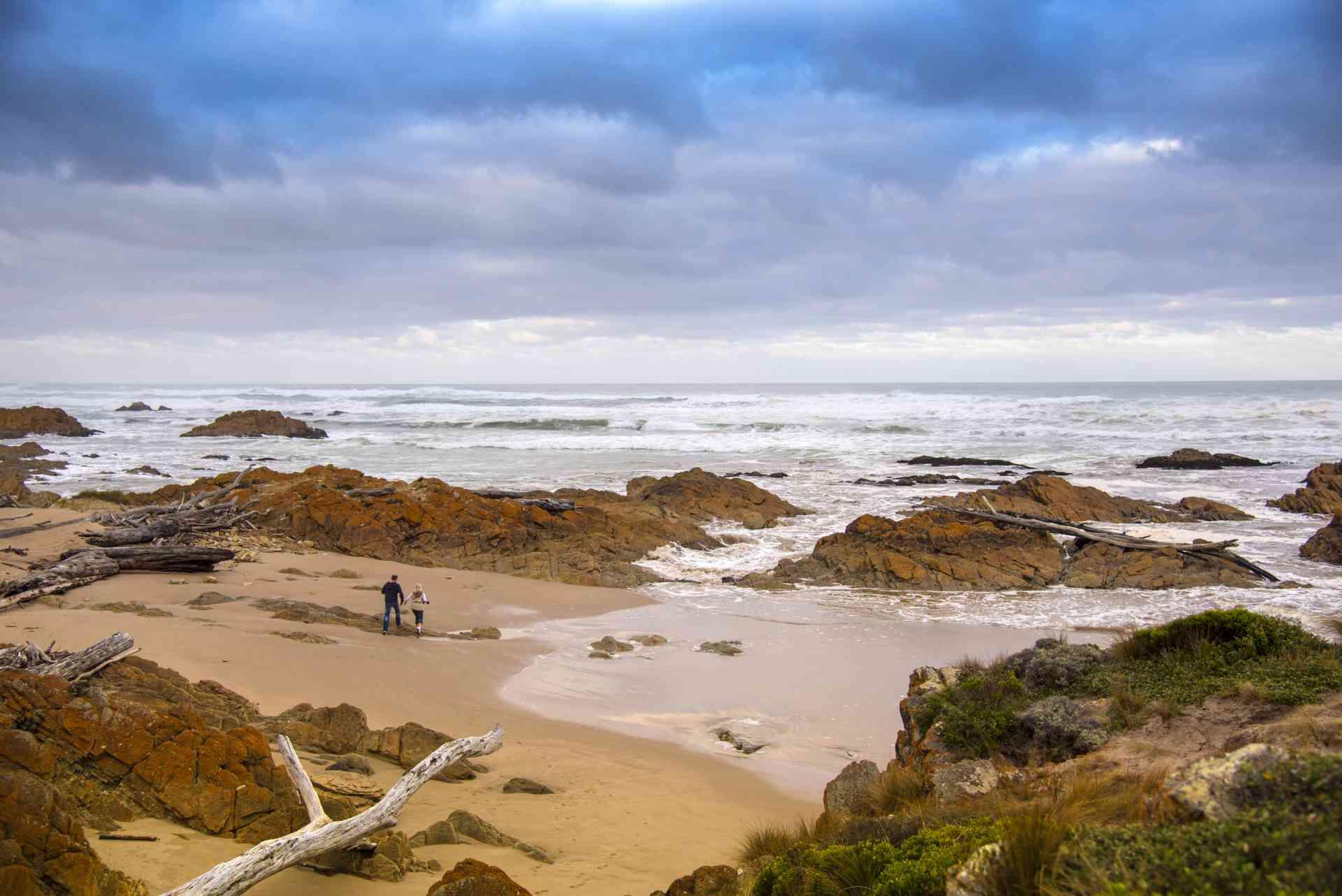 Edge of the World, Tasmania by Tourism Tasmania & Rob Burnett