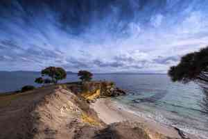 Maria Island, Tasmania by Tourism Tasmania & Rob Burnett