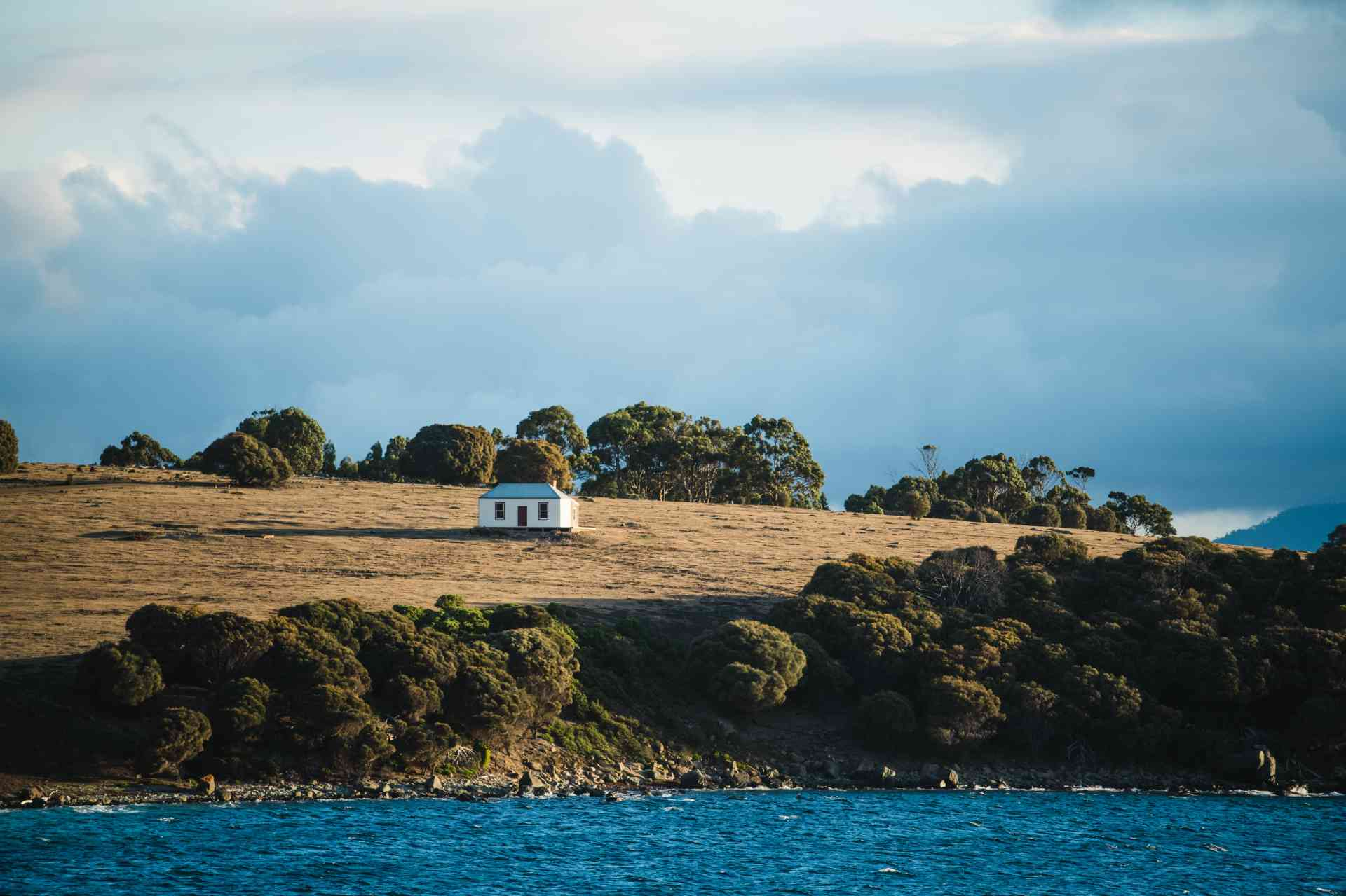 Maria Island, Tasmania by Stu Gibson