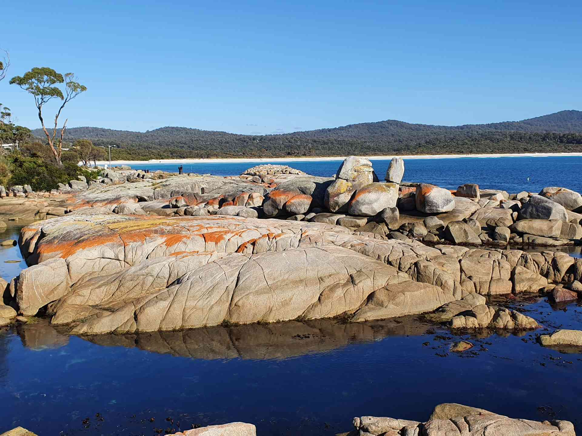 Binalong Bay, Tasmania by Annelieke Huijgens
