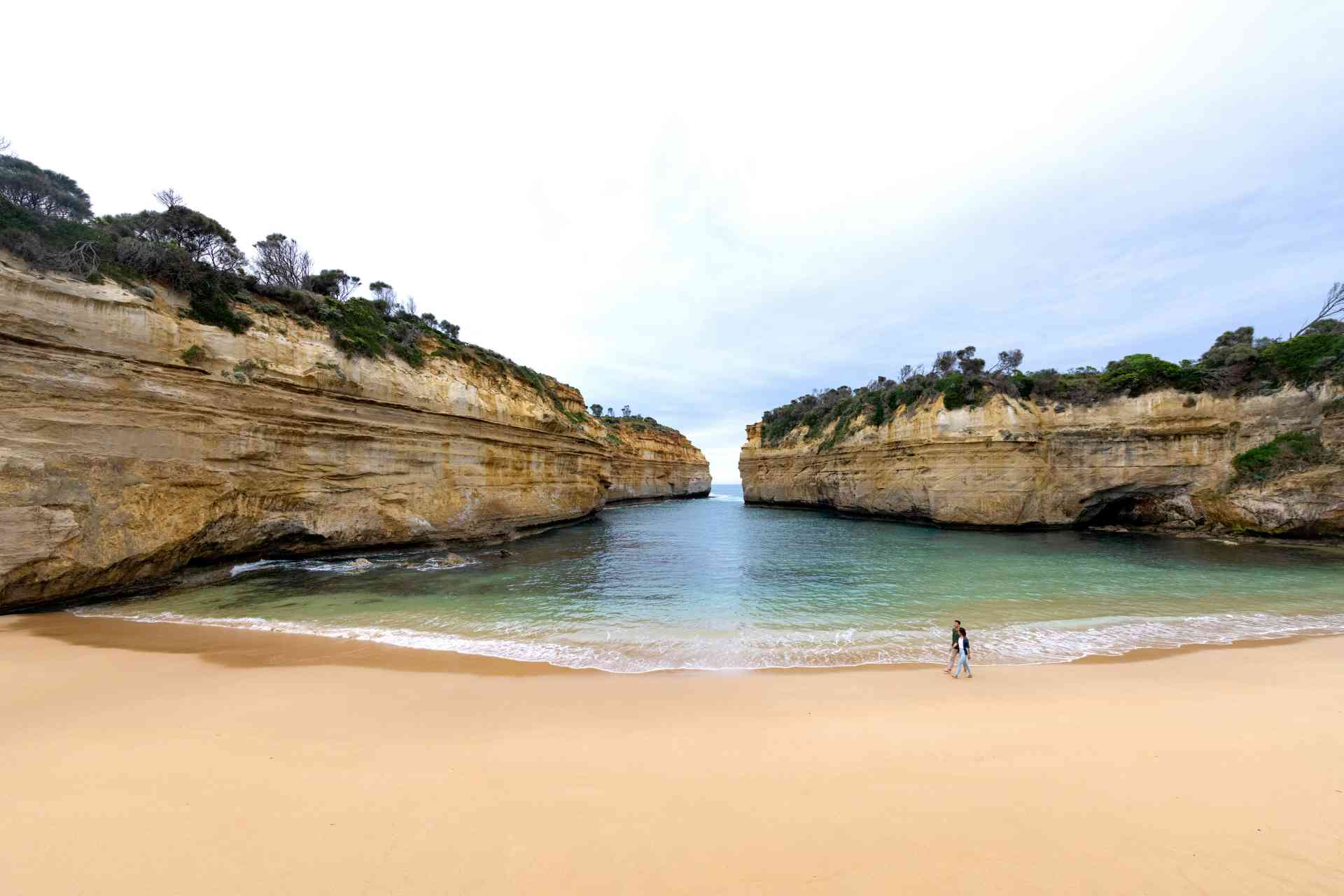 Loch Ard Gorge, Port Campbell along the Great Ocean Road, Victoria by Visit Victoria