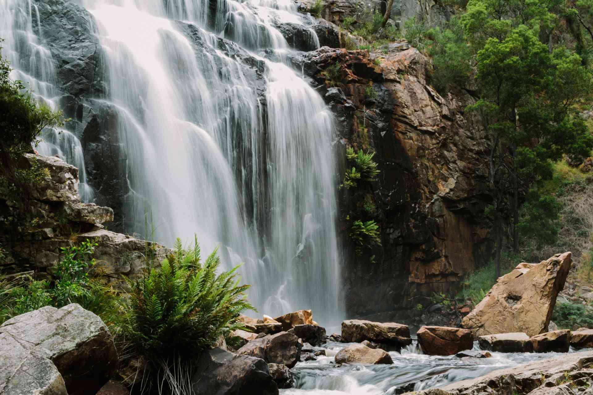 MacKenzie Falls, Grampians National Park, Victoria by Visit Victoria