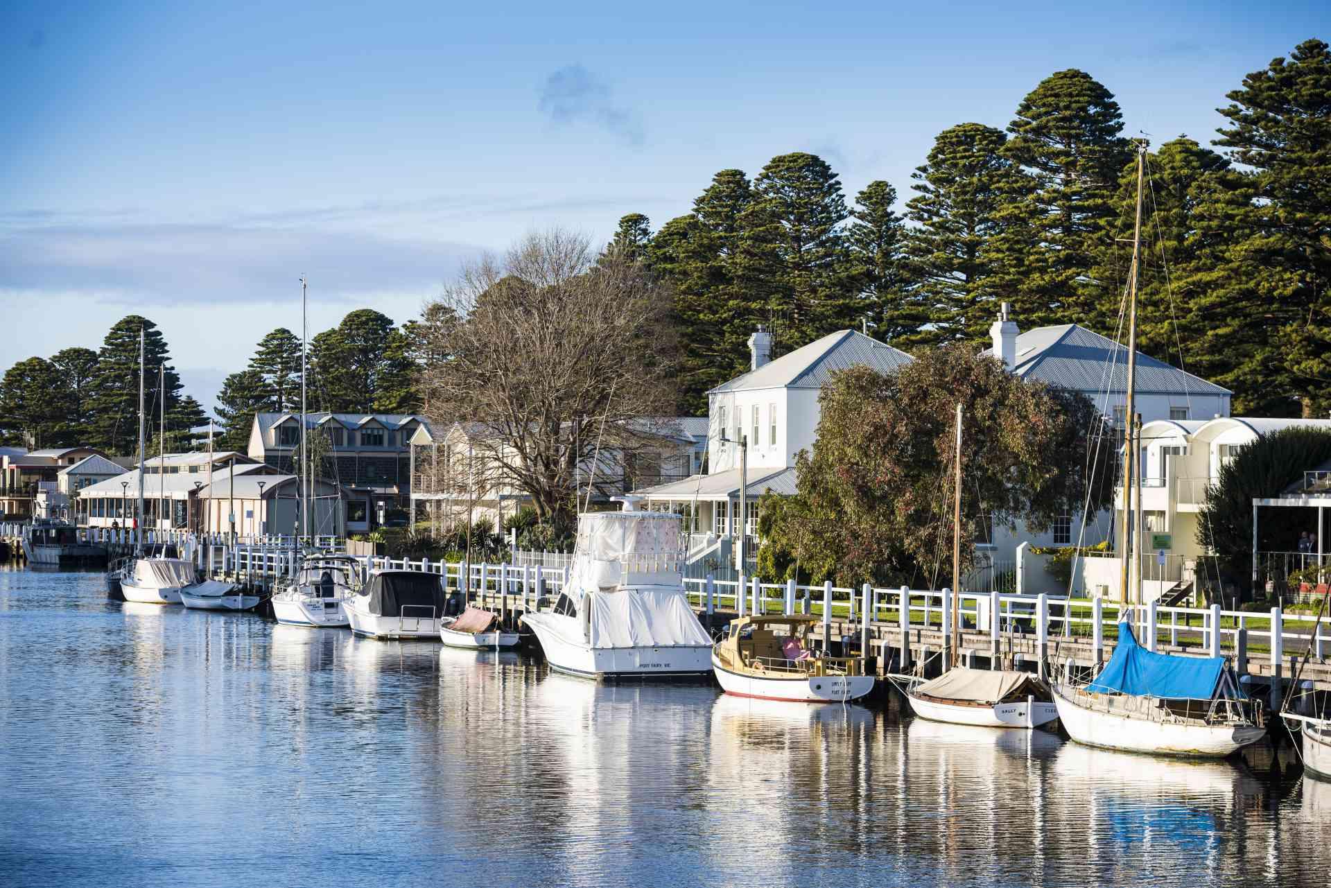 Port Fairy Riverside Walk, Victoria by Visit Victoria