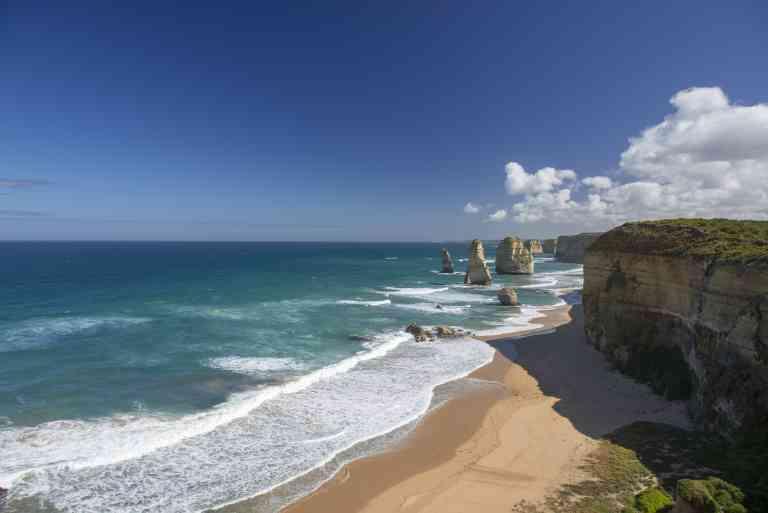 Twelve Apostles, Princetown along the Great Ocean Road, Victoria by Visit Victoria