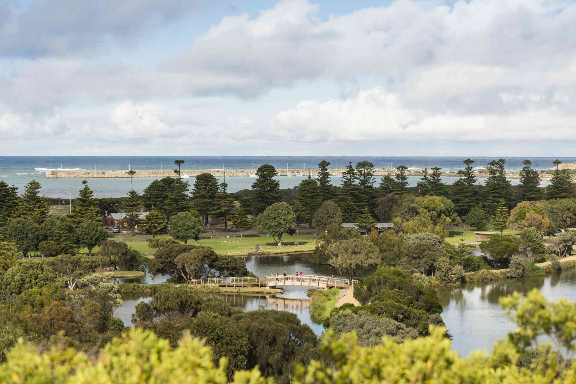 Warrnambool, Great Ocean Road, Victoria by Visit Victoria