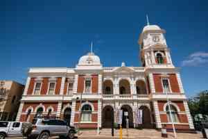 Boulder Town Hall, Western Australia by Tourism Western Australia