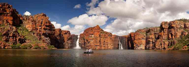 King George Falls, Western Australia by Nick Rains (Aurora Expeditions)