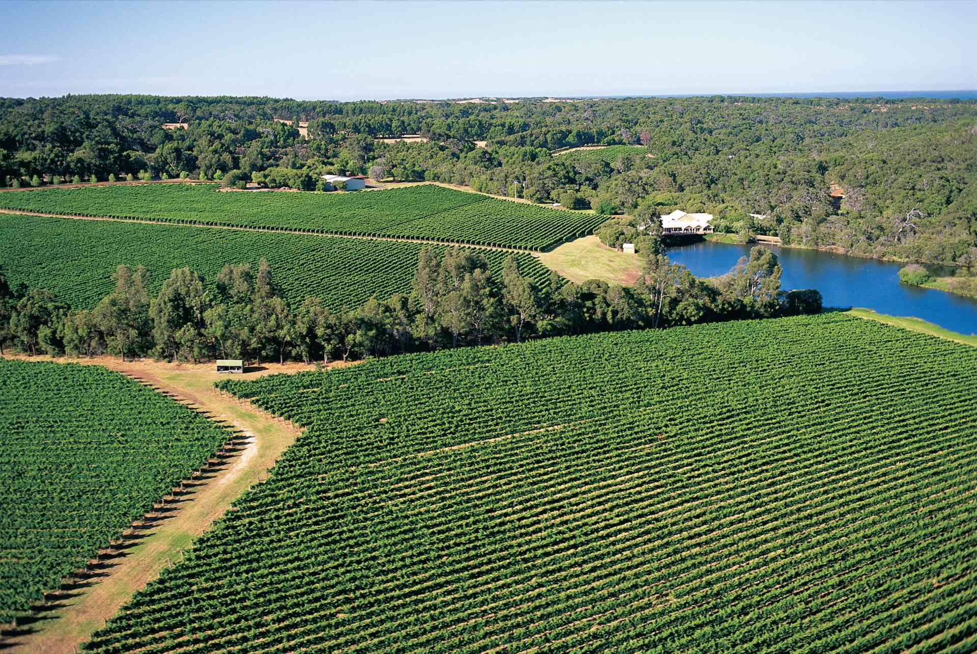 Margaret River region, Western Australia by Tourism Western Australia