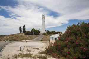 Wadjemup Lighthouse on Rottnest Island, Western Australia