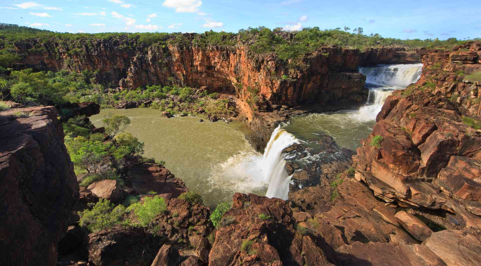 Mitchell Falls, Western Australia by Andrew Halsall (Aurora Expeditions)