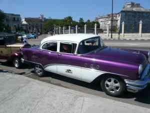 Classic cars of Havana, Cuba by Frank Bunnik