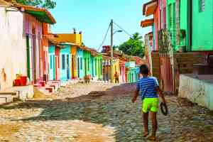 Trinidad, Cuba by Graham Meale