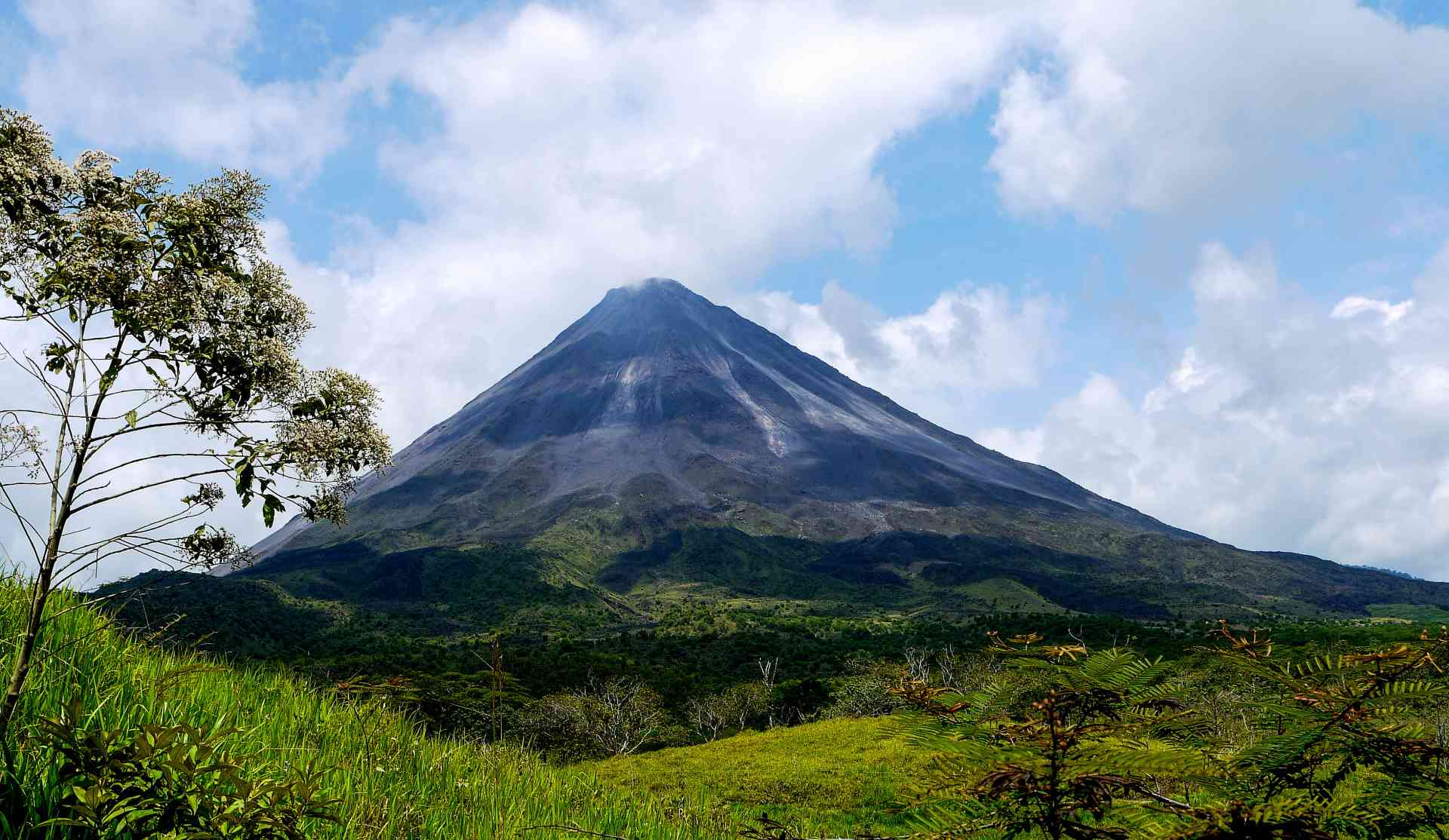Arenal Volcano, Costa Rica by Maria Angelica