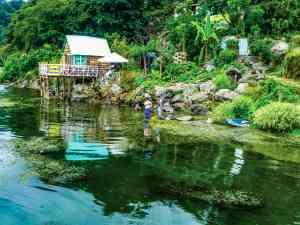 Lake Atitlan, Guatemala by Marion Bunnik