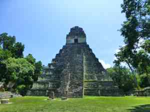 Tikal, Guatemala by Marion Bunnik