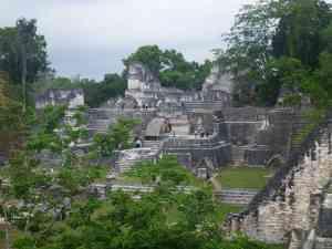 Tikal, Guatemala by Zoe Francis
