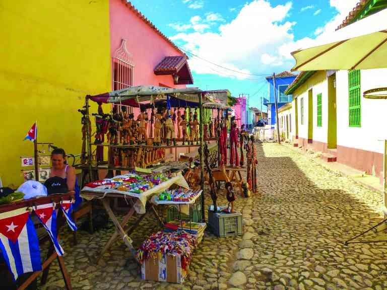 Trinidad, Cuba by Marion Bunnik