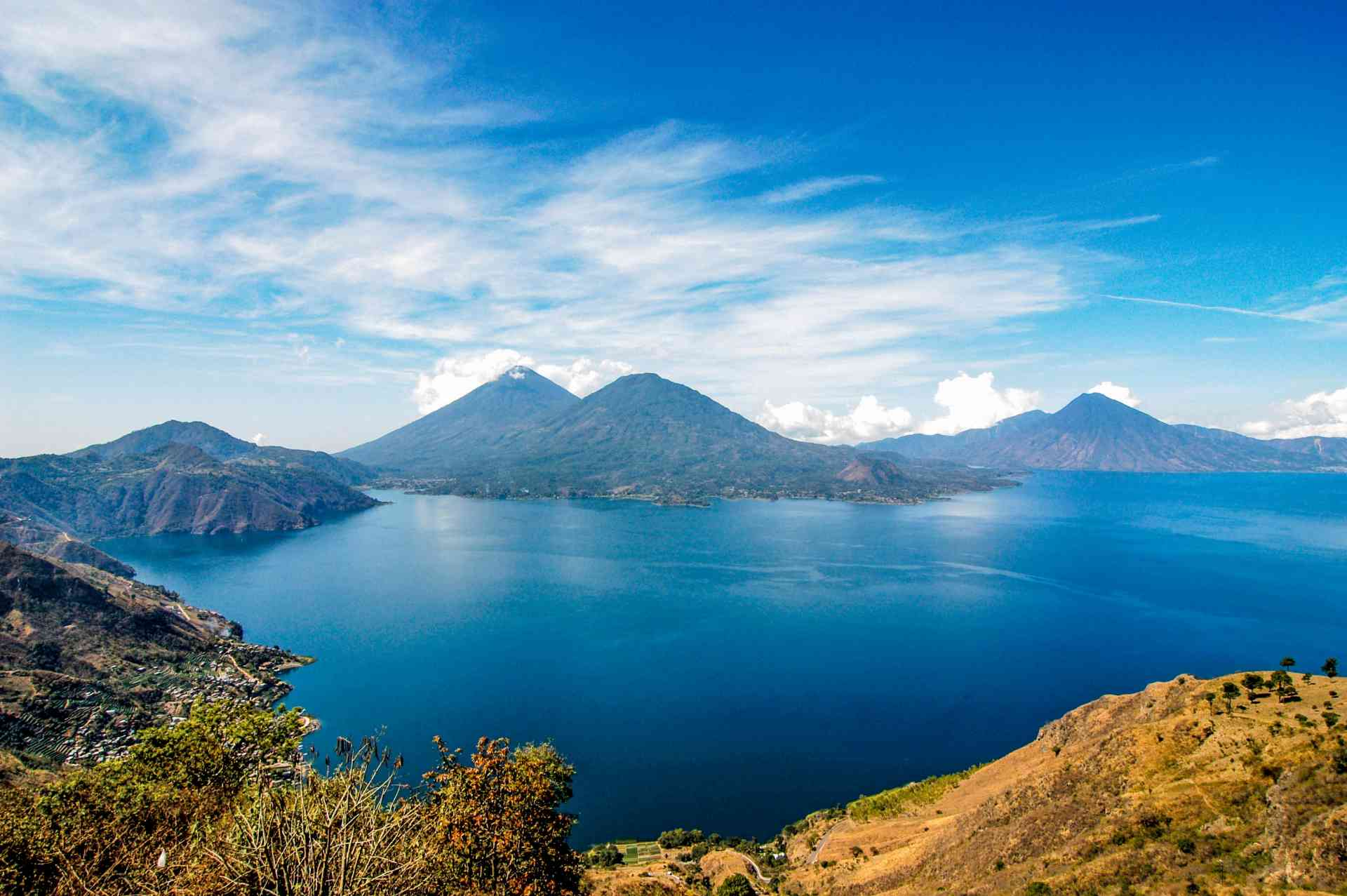 Lake Atitlan, Guatemala by Alexis Le Quoc