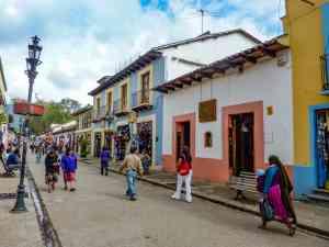 San Cristobal, Mexico by Marion Bunnik