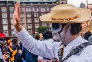 Day of the Dead parade, Mexico by Filiberto Santillán/Unsplash