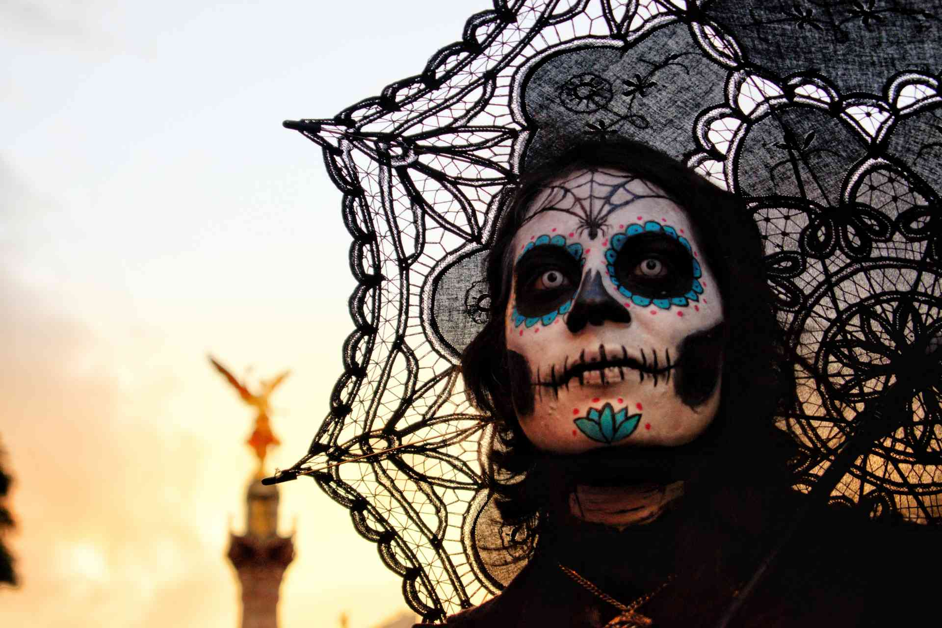 Day of the Dead Festival, Mexico by Salvador Altamirano/Unsplash