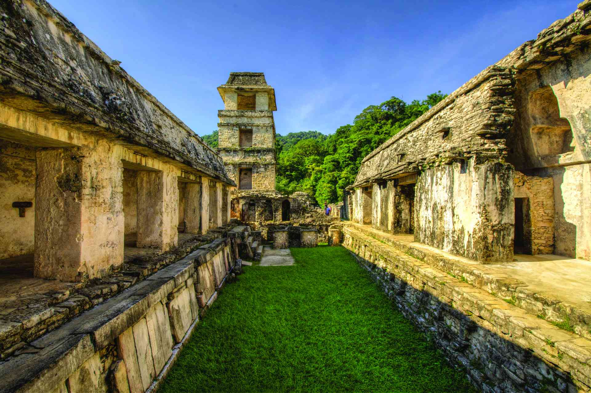 Palenque, Mexico by Journey Mexico