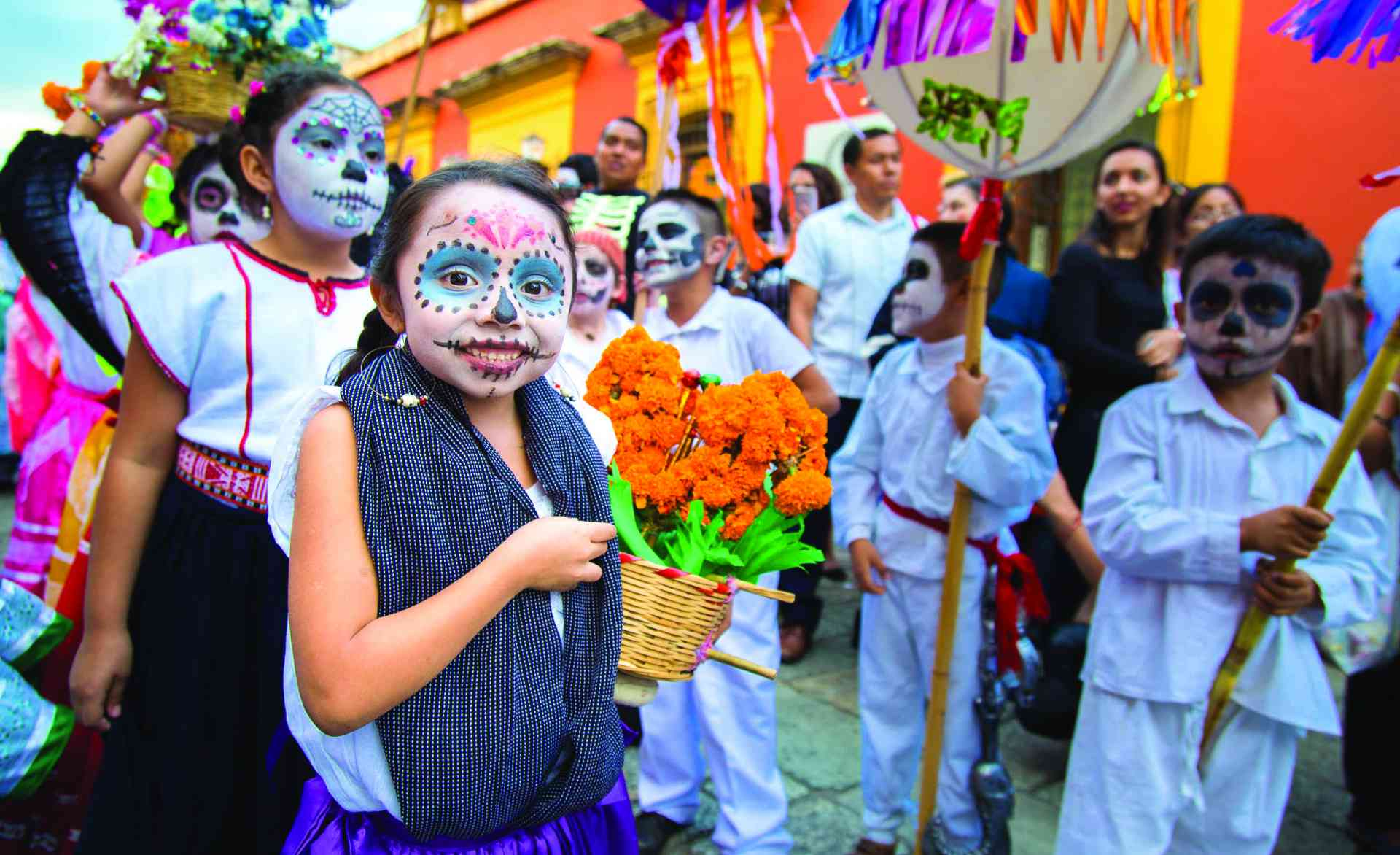 Day of the Dead Festival, Mexico by Journey Mexico