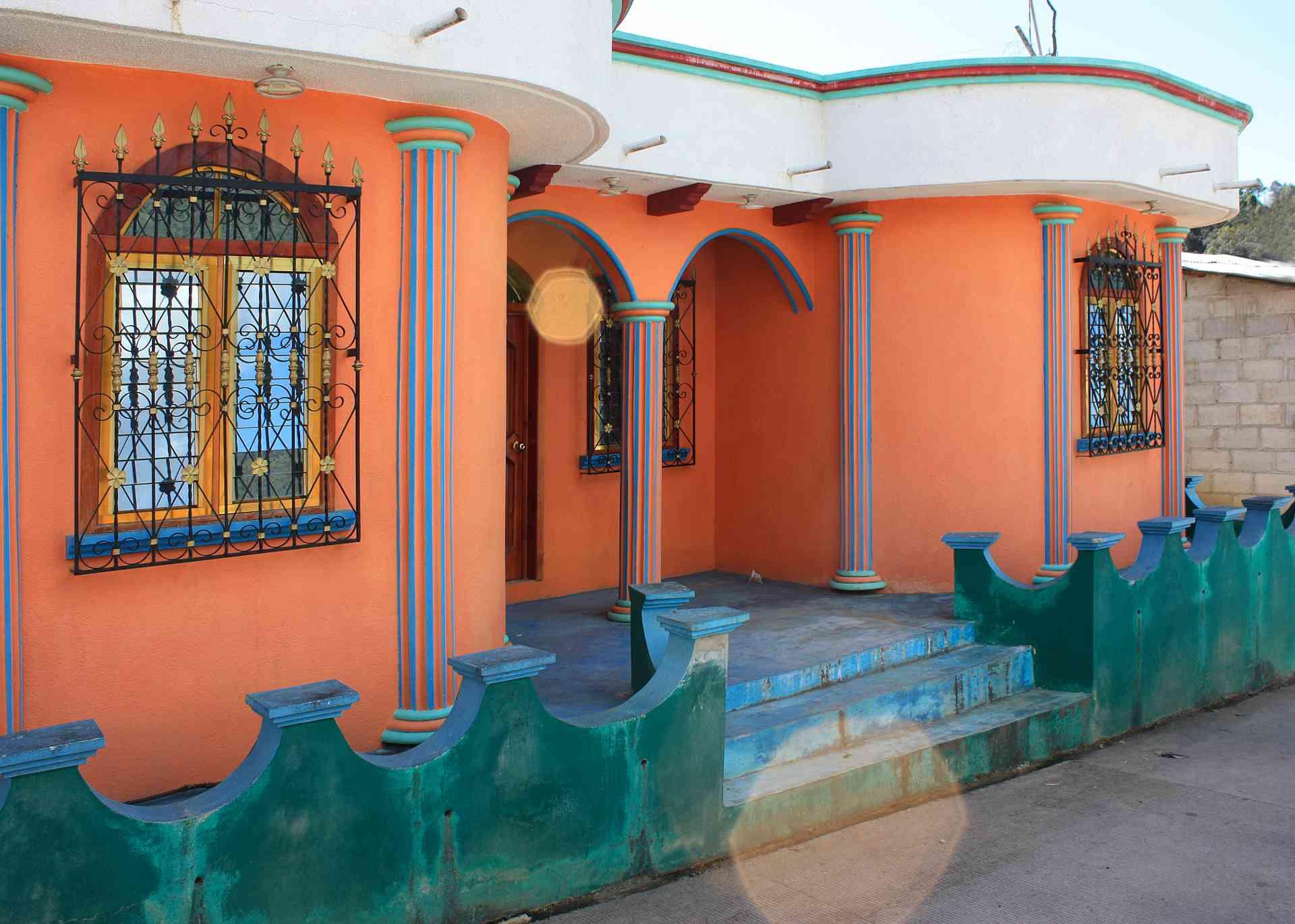 Zinacantan, Mexico by Marion Bunnik