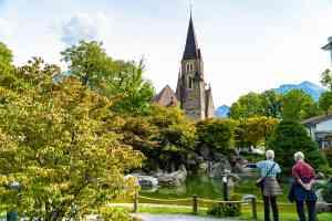 Interlaken, Switzerland by Mirza Ariadi