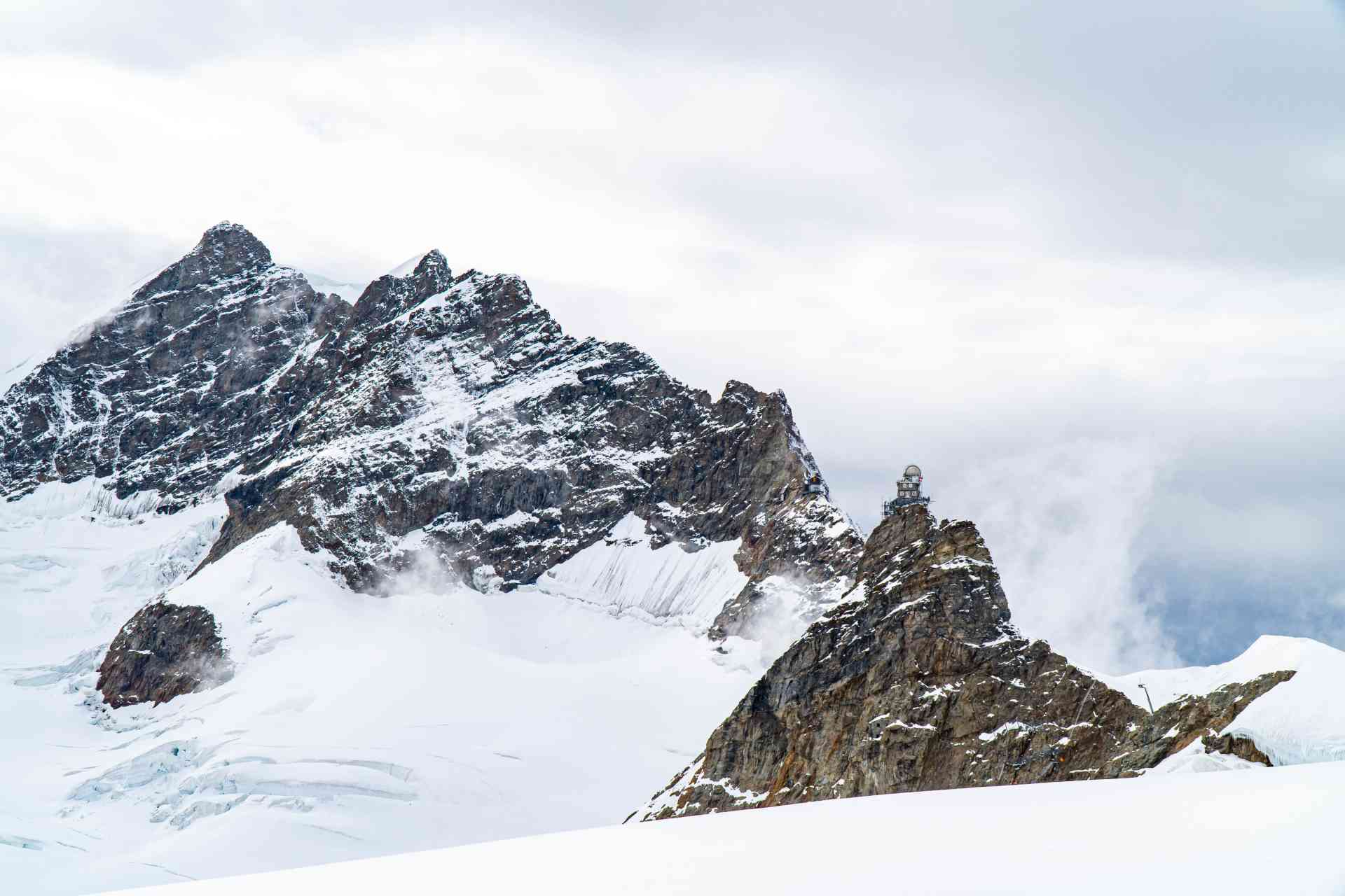 Jungfraujoch, Switzerland by Mirza Ariadi