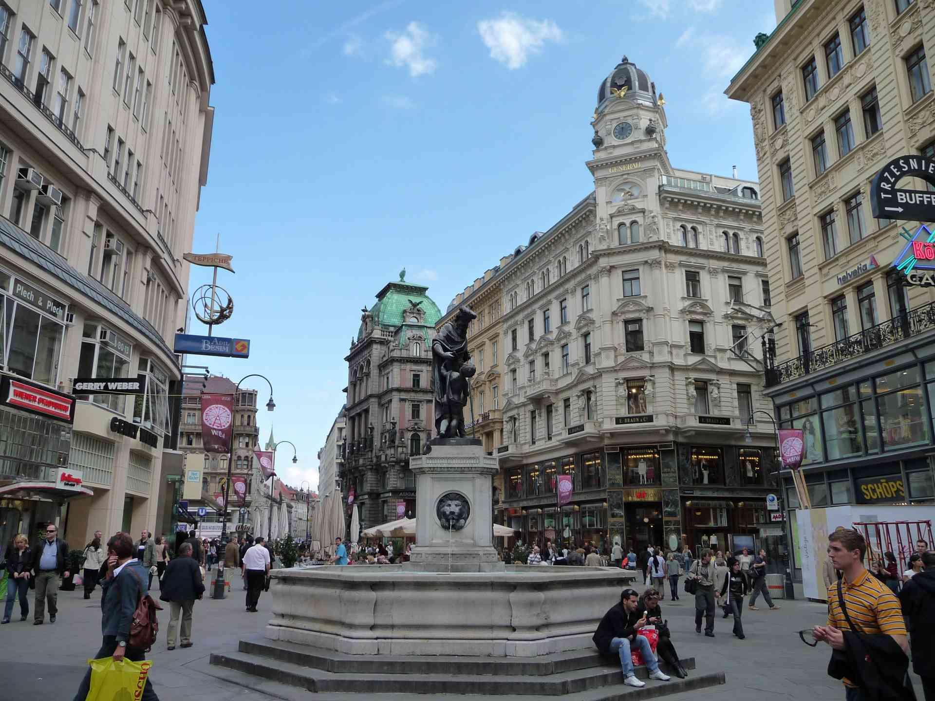 Vienna, Austria by Dennis Bunnik