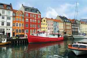 Copenhagen, Denmark by Emily Fraser