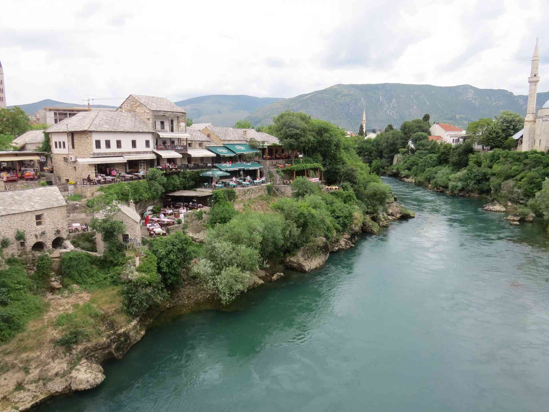 Mostar, Bosnia & Herzegovina by Adam Dickson