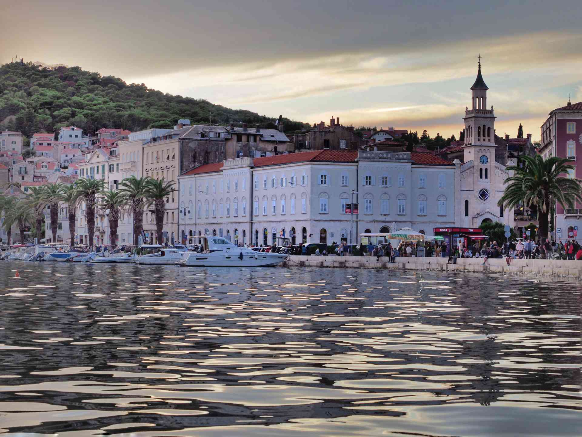 Split, Croatia by David Hein