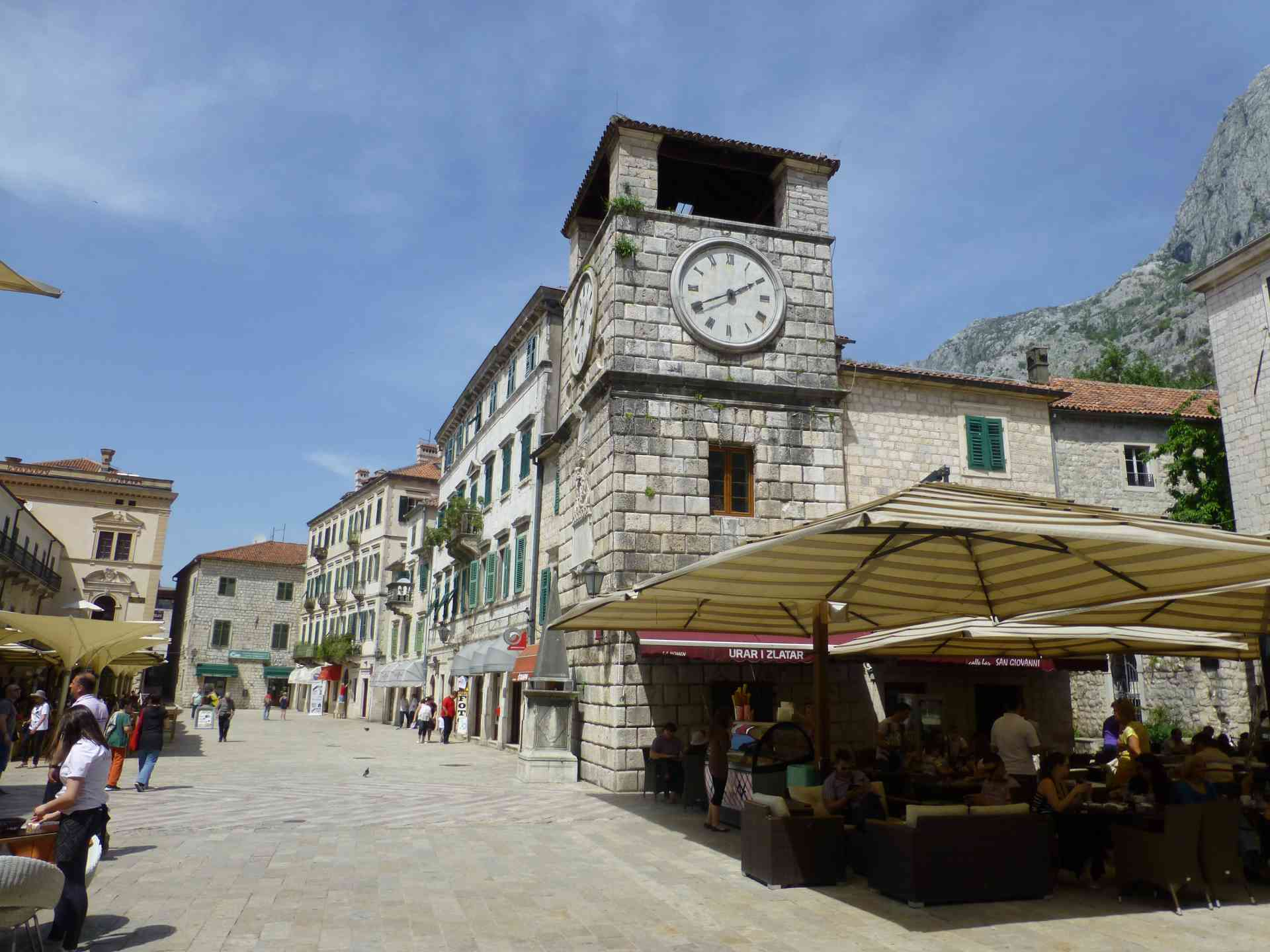 Kotor, Montenegro by Dennis Bunnik