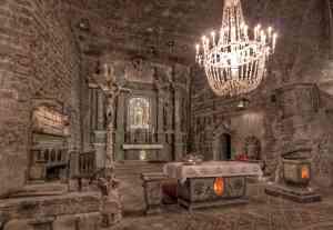 Wieliczka Salt Mine, Poland by Rita Junkere