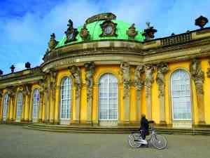 Schloss Sanssouci, Germany by David Plotzki
