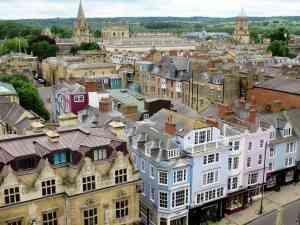 Oxford, England by SJPrice