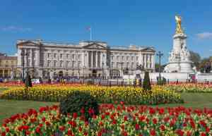 Buckingham Palace, London by Diliff