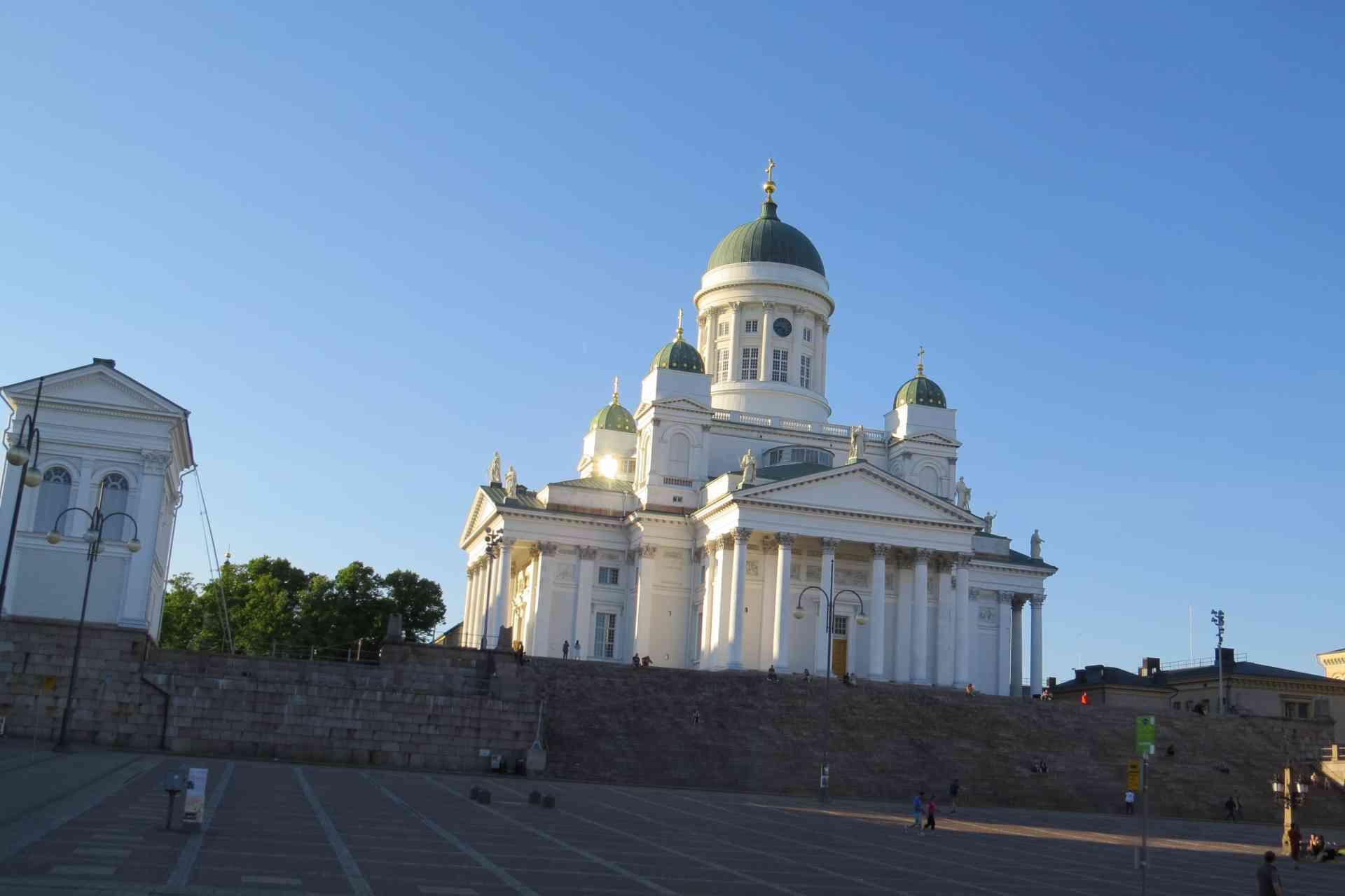 Helsinki, Finland by Marion Bunnik
