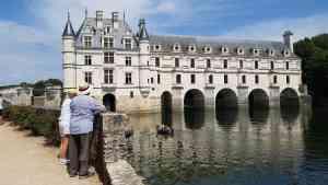 Chateau Chenonceaux, Loire Valley, France by Dennis Bunnik