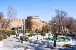 Old City, Baku, Azerbaijan by AlixSaz