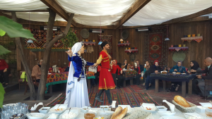 Tea-Cream Party, Azerbaijan by Liberty Azerbaijan