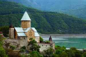 Ananuri, Gerogia by Georgian National Tourism Administration