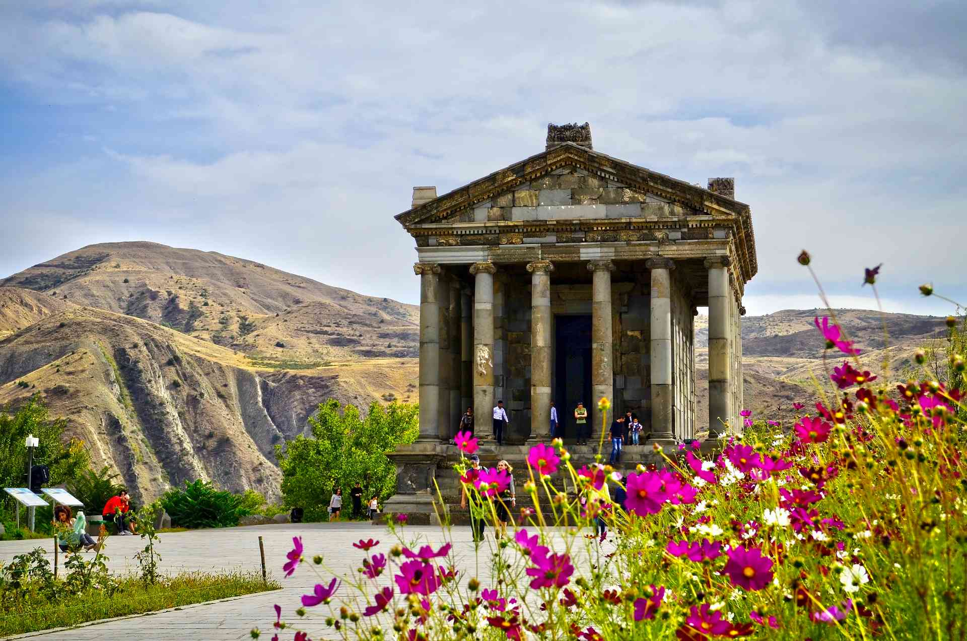 Garni, Georgia by Georgia National Tourism Administration